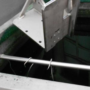 Overfladebehandling af rustfrit stål